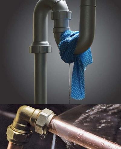 Plombier installation de chauffe eau sur le beausset la for Fuite d eau chauffe eau